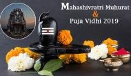 Maha Shivratri Muhurat & Puja Vidhi 2019: Know the exact time when devotees can offer special prayers to Lord Shiva