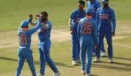 INDvsAUS: टीम इंडिया के पेसरों ने कंगारुओं की खड़ी कर दी खटिया, 236/7 पर रोका