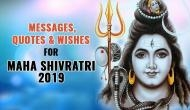 Maha Shivratri 2019: Looking messages, quotes and wishes for WhatsApp, FB and Insta accounts? Check here