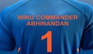 विंग कमांडर अभिनंदन को BCCI का अनोखा सलाम, बना दिया टीम इंडिया का नंबर 1 खिलाड़ी