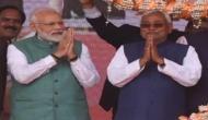 CM Nitish Kumar at Sankalp rally: We will win all 40 seats in Bihar for PM Modi