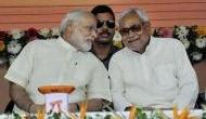 Modi, Nitish Kumar share stage at Sankalp rally; PM says 'Chaukidar Chaukanna hai'