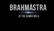 Ranbir Kapoor and Alia Bhatt starrer Brahmastra journey to start from Kumbh; Karan Johar and Big B confirm