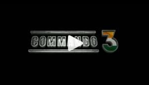 Like Baaghi 3! Vidyut Jammwal, Adah Sharma, Angira Dhar to star in Commando 3; watch teaser