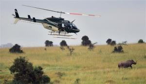 केन्या की तुरकाना झील में हेलिकॉप्टर क्रैश, पायलट सहित पांच लोगों की मौत