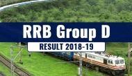 RRB Group D Result 2019: आज तीन बजे के बाद आएगा ग्रुप डी का रिजल्ट, ऐसे करें चेक