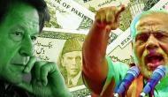 भारत की आर्थिक नाकाबंदी से सबसे बुरे दौर में पाक रुपया, बर्बादी के कगार पर खड़ा पाकिस्तान