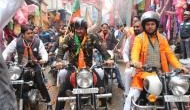 Manoj Tiwari wears army attire at BJP rally, faces flak from Opposition