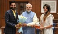 Ravindra Jadeja's wife Rivaba Jadeja joins BJP ahead of 2019 Lok Sabha elections
