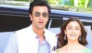 Brahmastra actress Alia Bhatt accidentally calls Ranbir Kapoor 'bro;' Watch video