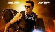 रोहित शेट्टी की 'सूर्यवंशी' में ATS ऑफिसर बने अक्षय कुमार, पहले लुक में छा गए खिलाड़ी