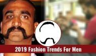 Wing commander Abhinandan Varthaman's 'gunslinger' moustache: A new fashion trending in the town for men