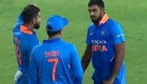 Video: कोहली नहीं धोनी के इस मास्टर प्लान से टीम इंडिया को कंगारुओं पर मिली रोमांचक जीत