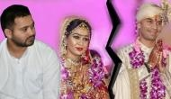 'तेजप्रताप साधु हो गए हैं, अब लालू यादव उनकी पत्नी ऐश्वर्या की शादी तेजस्वी से करा दें'