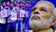 चुनाव से पहले मोदी सरकार को झटका, 7.2 प्रतिशत बेरोजगारी दर, 110 लाख लोगों ने गंवाई नौकरी