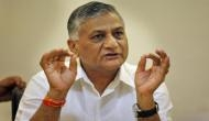 V K Singh on Balakot casualty debate: Should I count how many mosquitoes i killed