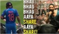 WATCH: Virat Kohli's entry to MC Sher mashup is something you really missed