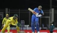 IND vs AUS: कोहली के शानदार शतक के बाद भी धोनी के गढ़ में हार गई टीम इंडिया