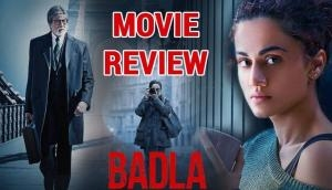 Badla Movie Review: Amitabh Bachchan and Taapsee Pannu starrer will make you bound to seat till the climax
