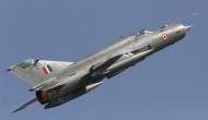 Indian Air Force's MiG 21 crashes in Rajasthan's Bikaner, pilot ejects safely