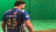 Rohit Sharma's wife Ritika Sajdeh reacts to Yuvraj Singh wearing Hitman's jersey