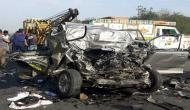झारखंड में दर्दनाक सड़क हादसा, एक ही परिवार के 10 लोगों की मौत