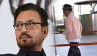 इरफान खान ट्यूमर के इलाज के बीच मुंबई एयरपोर्ट पर आए में नजर, लेकिन नहीं...
