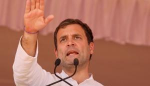 Rahul Gandhi in Gujarat: 'Anil Ambani can't even make a paper plane'