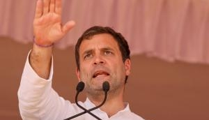 राहुल की सभा में 'मोदी-मोदी' ने नारे लगाने पर कांग्रेसियों ने लोगों की कर दी पिटाई, देखें वीडियो