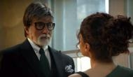 Badla Box Office Collection Day 2: Amitabh Bachchan and Taapsee Pannu starrer is on course to be a hit