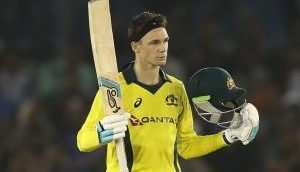 Ind vs Aus: Australia beat India by 4 wickets courtesy Ashton Turner and Peter Handscomb