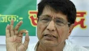 RLD chief Ajit Singh: BJP fanning communal passions ahead of Lok Sabha polls