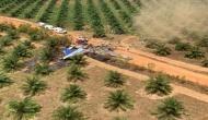 हजारों फुट की ऊंचाई पर उड़ान भर रहे विमान में लग गई भीषण आग, पायलट सहित 14 लोगों की मौत