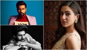 Sara Ali Khan turns down Vicky Kaushal starrer Udham Singh for Kartik Aaryan!