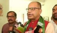 BJD spokesman Amar Patnaik questions four-phase polls in Odisha