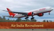 Air India Recruitment 2019: Hiring for over 200 vacancies! Apply for multiple posts released by AIATSL