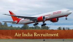 Air India Recruitment 2019: New vacancies released for Engineers; salary upto Rs 1.2 lakh per month