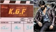 Good news for KGF fans! Rocking star Yash kick-starts shooting for Chapter 2