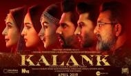 Kalank: Karan Johar wanted to direct this film having Shah Rukh, Kajol, Rani Mukerji and Ajay Devgn but..