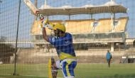 Watch Suresh Raina sweating it out for Whistle Podu army ahead of IPL 2019