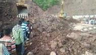 Jammu and Kashmir: Landslide buries over 20 shops in Doda district