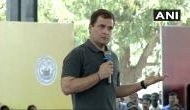 Rahul Gandhi once again! Congress president fumbles at Chennai college; says, 'Narendra... sorry, Nirav Modi