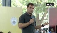 चेन्नई में अनोखे अंदाज में दिखे राहुल गांधी, छात्रों से कहा, 'कॉल मी राहुल...'