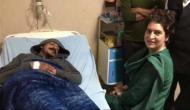 चंद्रशेखर से हॉस्पिटल में मिलने के लिए मायावती के पास समय नहीं, प्रियंका ने उठाया मौके का फायदा !