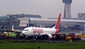 Despite tyre burst, SpiceJet flight lands safely at Jaipur airport