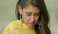 Ishqbaaaz: Niti Taylor like Shivaansh aka Nakuul Mehta gets emotional as the show comes to an end!