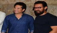 Here's how Sachin Tendulkar wished superstar Aamir Khan on his birthday