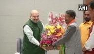 नेताओं का यूज एंड थ्रो करती है कांग्रेस, BJP ज्वाइन करते ही टॉम वडक्कन का आरोप