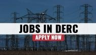 Jobs in DERC! Engineering candidates can apply for this posts released by Delhi Electricity Regulatory Commission