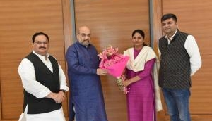 Apna Dal joins hands with BJP, will contest on two seats